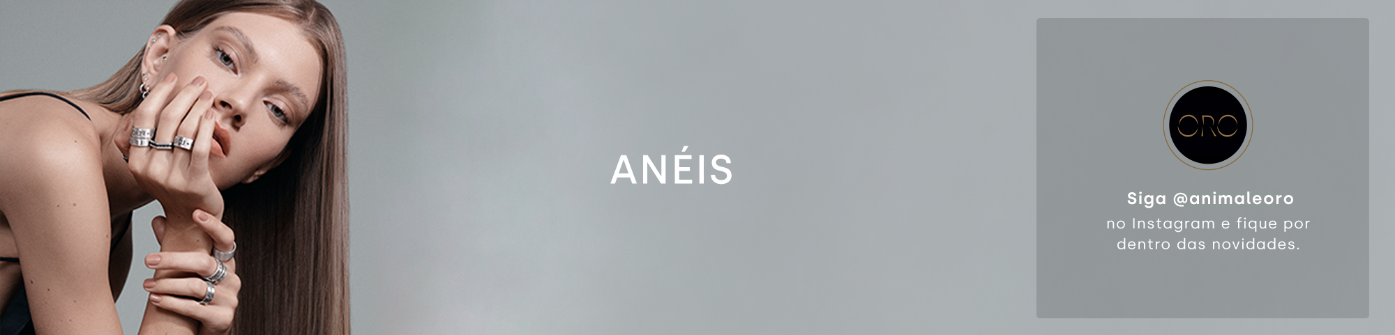Banner Joias Aneis