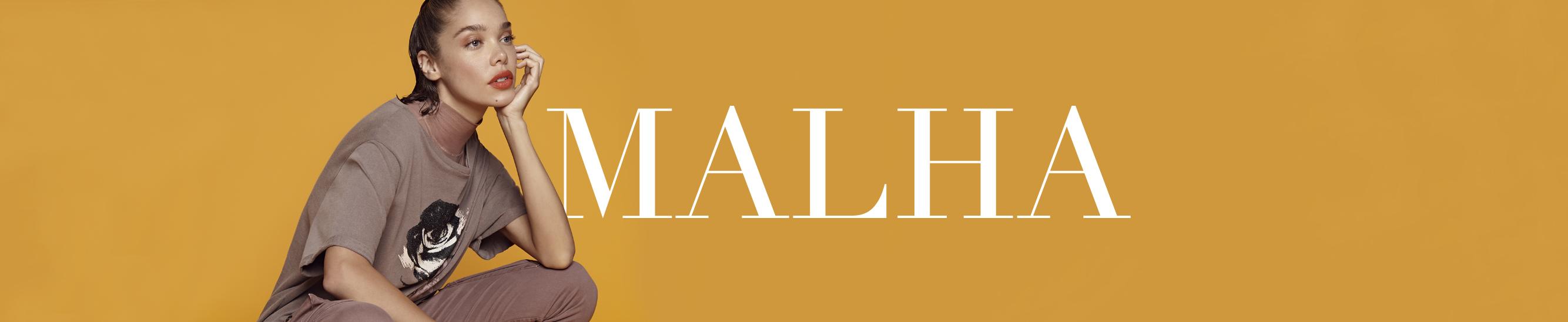 Banner malha