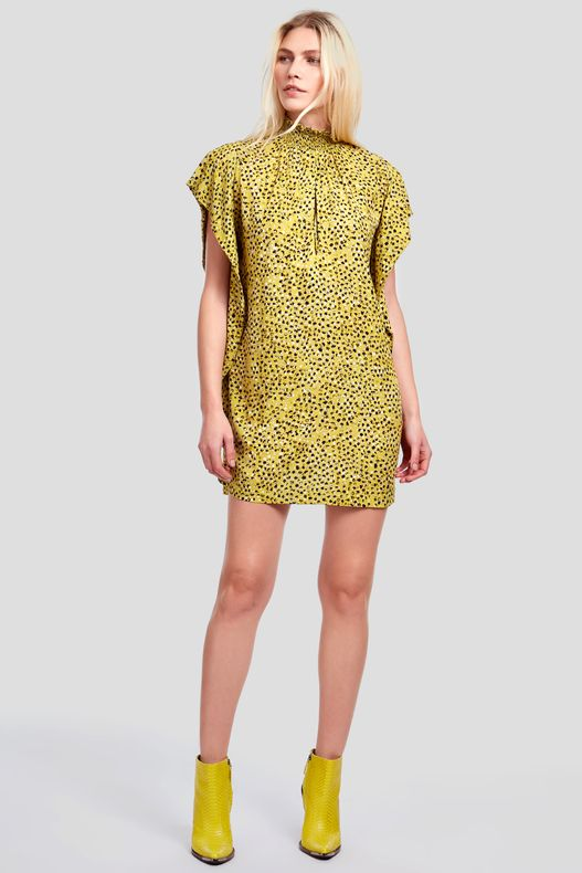 07204071_4075_1-T-DRESS-DE-VISCOSE-ESTAMPA-SABRA-AMARELO-MANGAS-BABADO